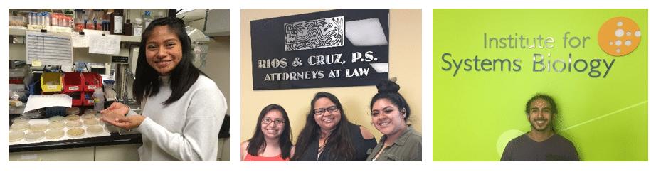Rainier Scholars internships